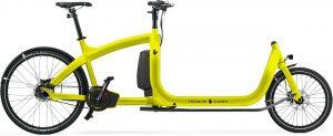 Triobike cargo e enviolo 2020 Lasten e-Bike