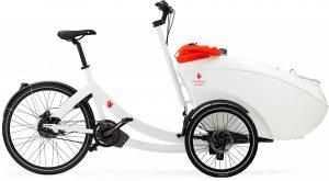 Triobike mono e Nexus 2020 Lasten e-Bike