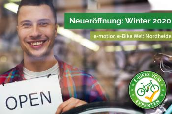 e-motion e-Bike Welt Nordheide