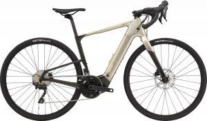Cannondale Topstone NEO Carbon 4 2021 e-Rennrad