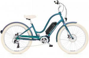 Electra Townie GO! 8D Ladies' 2019 City e-Bike,Urban e-Bike
