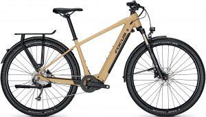 FOCUS Aventura2 6.6 2021 Trekking e-Bike,Urban e-Bike
