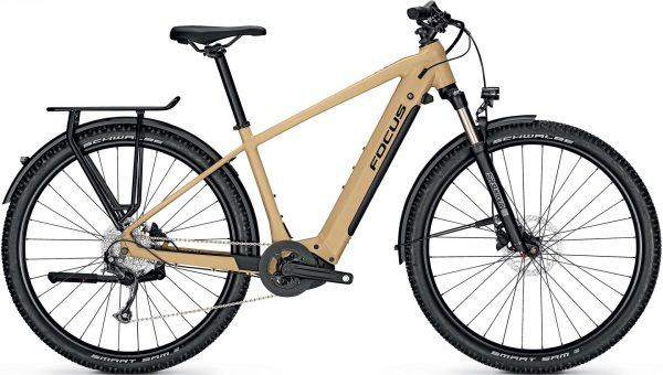 FOCUS Aventura2 6.6 2021 Trekking e-Bike