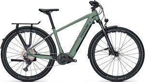 FOCUS Aventura2 6.8 2021 Trekking e-Bike,Urban e-Bike