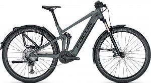 FOCUS Thron2 6.8 EQP 2021 e-Mountainbike,SUV e-Bike