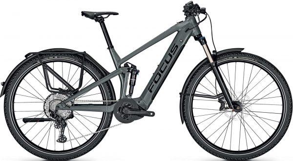 FOCUS Thron2 6.8 EQP 2021 SUV e-Bike