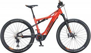 KTM Macina Chacana 291 2021 e-Mountainbike