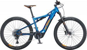 KTM Macina Chacana 294 2021 e-Mountainbike