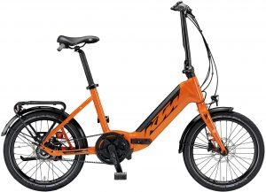 KTM Macina Fold 2021 Klapprad e-Bike,Urban e-Bike