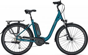 Raleigh Kingston 9 XXL 2021 e-Bike XXL,City e-Bike