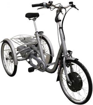 Van Raam Maxi e-motion + Silent HT 2019 Dreirad für Erwachsene