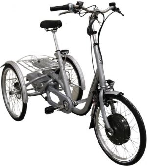 Van Raam Maxi e-motion + Silent HT 2020 Dreirad für Erwachsene
