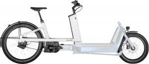 Bergamont E-Cargoville LJ Expert 2021 Lasten e-Bike