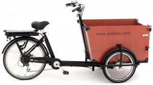 Babboe Dog-E 2021 Lasten e-Bike