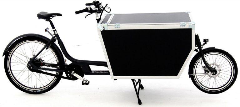 Babboe Pro Bike-E Flightcase Mittelmotor 2021