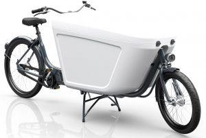 Babboe Pro Bike-E Mittelmotor 2021 Lasten e-Bike
