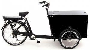 Babboe Pro Trike-E 2021 Lasten e-Bike