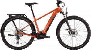 Cannondale Tesoro NEO X 2 2021 Trekking e-Bike