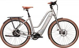 Corratec E-Power C29 CX6 Belt Trapez 2021 Trekking e-Bike,Urban e-Bike