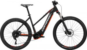Corratec E-Power X Vert Pro Trapez 2021 e-Mountainbike