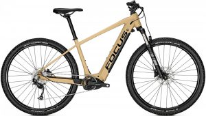 FOCUS Jarifa2 6.6 Seven 2021 e-Mountainbike