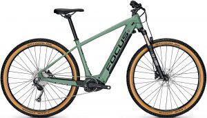 FOCUS Jarifa2 6.7 Nine 2021 e-Mountainbike
