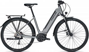 FOCUS Planet2 5.8 2021 Trekking e-Bike,Urban e-Bike