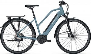 FOCUS Planet2 5.9 2021 Trekking e-Bike,Urban e-Bike