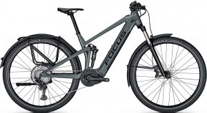FOCUS Thron2 6.8 EQP 2021 e-Mountainbike,SUV e-Bike