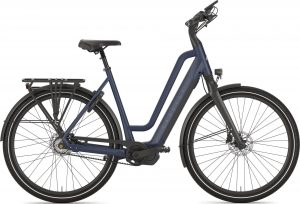 Gazelle Chamonix C5 HMS 2021 City e-Bike