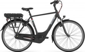Gazelle Paris C7+ HMB 2021 City e-Bike