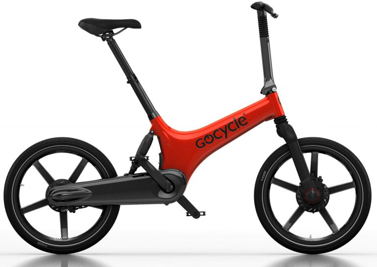 Gocycle G3C Special Edition 2020