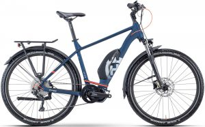 Husqvarna Cross Tourer 3 2021 Trekking e-Bike,SUV e-Bike