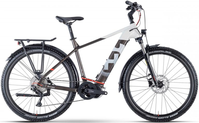Husqvarna Cross Tourer 4 2021