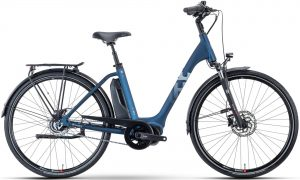 Husqvarna Eco City 4 CB 2021 City e-Bike