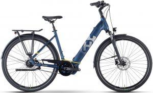 Husqvarna Gran City 4 FW 2021 City e-Bike