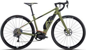 Husqvarna Gran Gravel 6 2021 Cross e-Bike,Gravel e-Bike