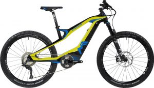 M1 Sterzing Evolution CC Pedelec 2020 e-Mountainbike