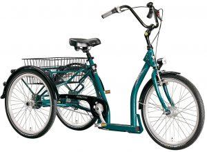 PFAU-Tec Ally 2021 Dreirad für Erwachsene