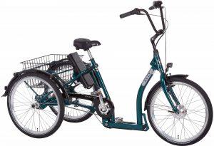 PFAU-Tec Ally-FM 2021 Dreirad für Erwachsene