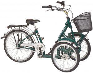 PFAU-Tec Bene 2021 Dreirad für Erwachsene