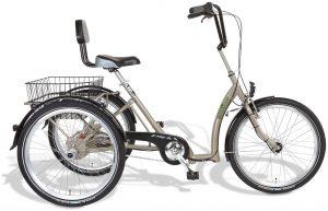 PFAU-Tec Comfort 2021 Dreirad für Erwachsene