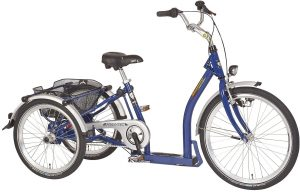 PFAU-Tec Mobile 2021 Dreirad für Erwachsene