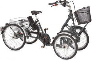 PFAU-Tec Monza 2021 Dreirad für Erwachsene