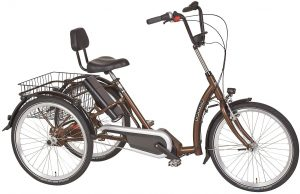 PFAU-Tec Palermo 2021 Dreirad für Erwachsene