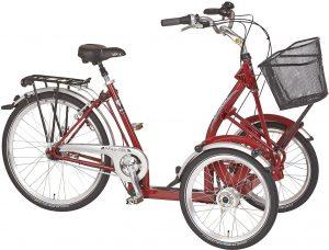 PFAU-Tec Primo 2021 Dreirad für Erwachsene