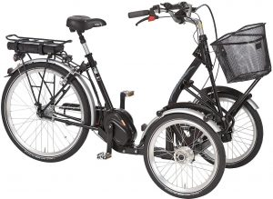 PFAU-Tec Pronto 2021 Dreirad für Erwachsene