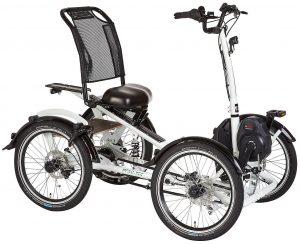 PFAU-Tec Tibo4 2021 Dreirad für Erwachsene
