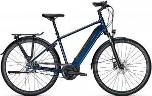 Raleigh Bristol Premium 2021 City e-Bike