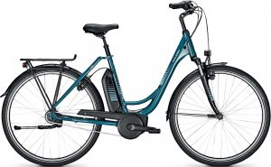 Raleigh Jersey 7 2021 City e-Bike
